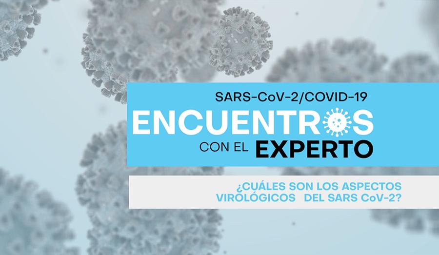 ¿Cuáles son los aspectos virológicos del SARS COV-2?